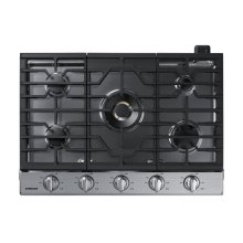 NA30K7750TS Gas Cooktop with 22K BTU Dual Burner, 59000 BTU