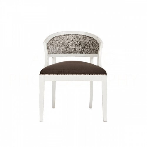 Swedish Leopard Occasional Chair