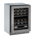 "Modular 3000 Series 24"" Wine Captain® Model With Integrated Frame Finish and Field Reversible Door Swing (115 Volts / 60 Hz) Product Image"