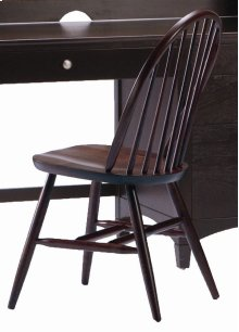 Bow Back Chair Espresso