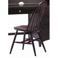 Bow Back Chair Espresso