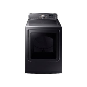 Samsung Appliances7.4 cu. ft. Electric Dryer in Black Stainless Steel