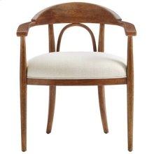 Panavista Studio Arm Chair in Goldenrod
