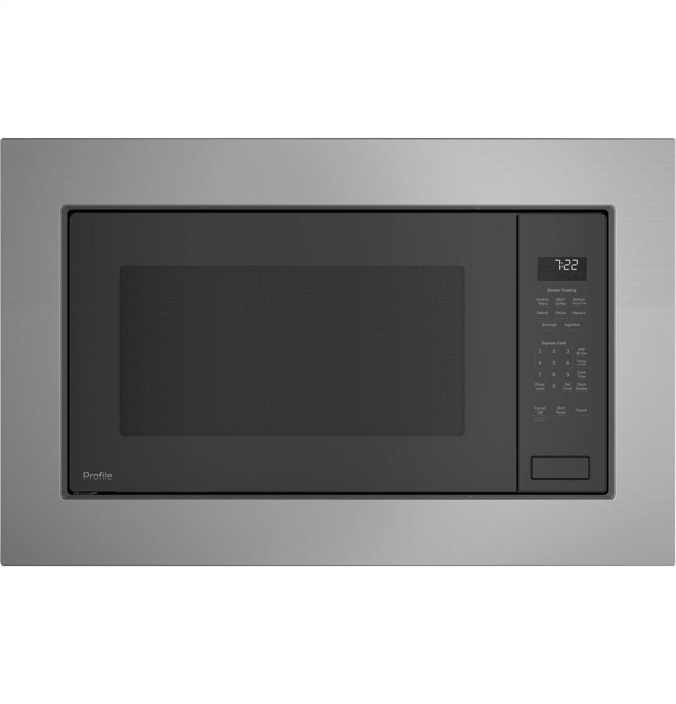 GE Profile(TM) Series 2.2 Cu. Ft. Built-In Sensor Microwave Oven