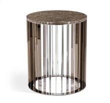 Greer Side Table - Italian Grey