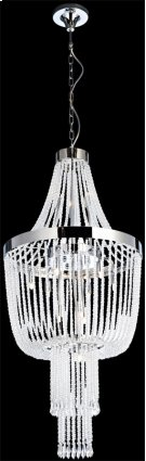 Chandeliers, Chrome/crystals, Type Jcd/g9 40wx16 Product Image