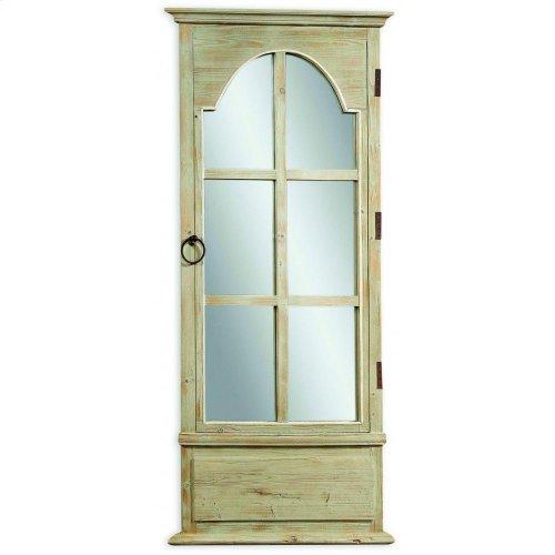 French Door Leaner Mirror