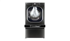 7.4 cu.ft. Ultra Large Capacity TurboSteam Gas Dryer Product Image