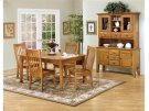 Intercon Dining Room Cambridge China Hutch Product Image