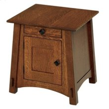Memphis Closed End Table