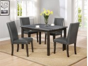 Pompei Side Chair Grey Product Image