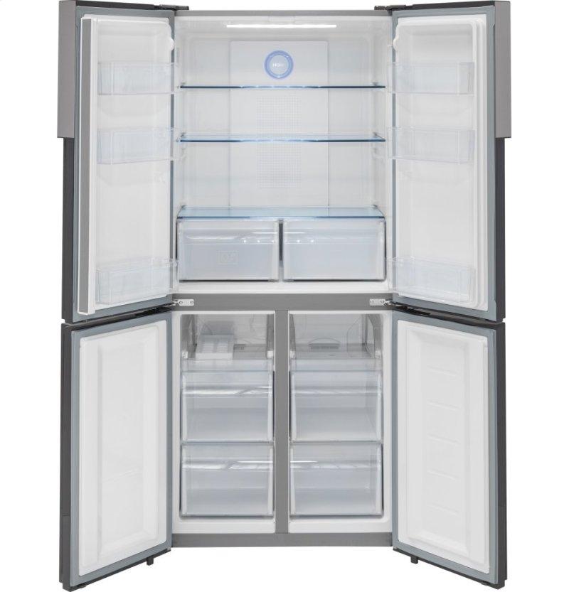 Ft Quad Door Refrigerator