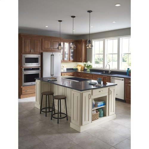 """GE Profile™ 30"""" Built-In Touch Control Electric Cooktop"""