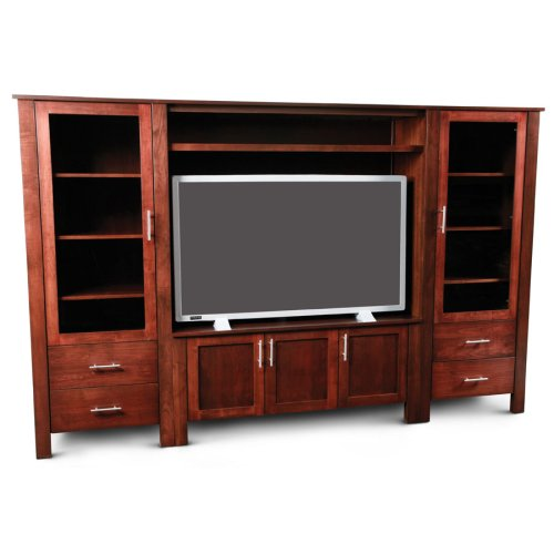 East Village Wall Unit Entertainment Center