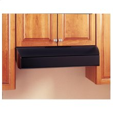"JV565HBB GE Profile Series 36"" High Performance Range Hood"
