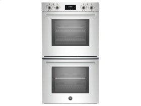 30 Double Convection Oven Stainless