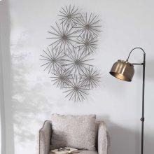 Nixie Metal Wall Decor