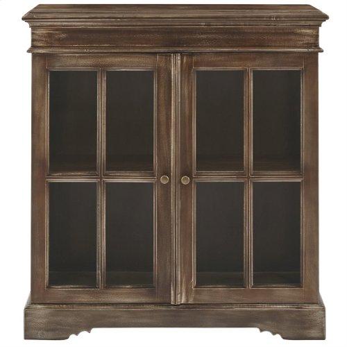 Bookcase 2-door Cabinet