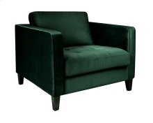 Emerald Dapper Chair