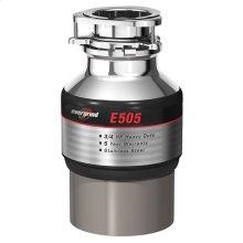 Evergrind E505 Garbage Disposal, 3/4 HP