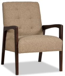 Living Room Gordon Exposed Wood Chair