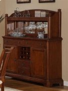 Pennsylvania Country Sideboard & Sideboard Hutch Product Image