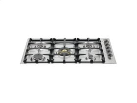 36 Drop-In Low Profile 5 Burners Stainless