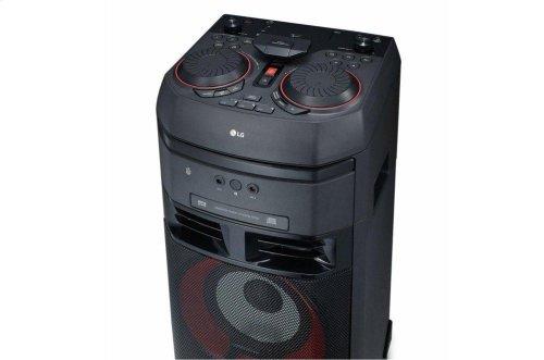 LG XBOOM 500W Entertainment System with Karaoke & DJ Effects