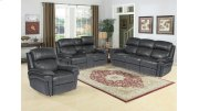 Sunset Trading Luxe Leather 3 Piece Reclining Living Room Set with Power Headrests Product Image