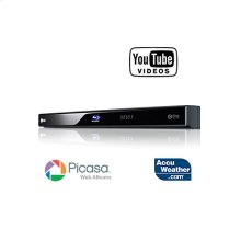 Blu-ray Player  NetCast Entertainment Access  Blu-ray Disc Playback  WiFi Connectivity