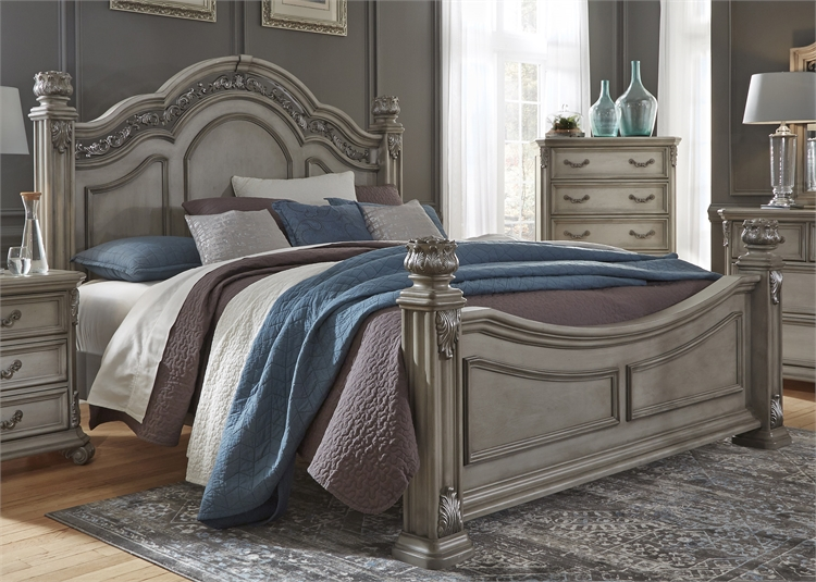 Exceptionnel King Poster Bed