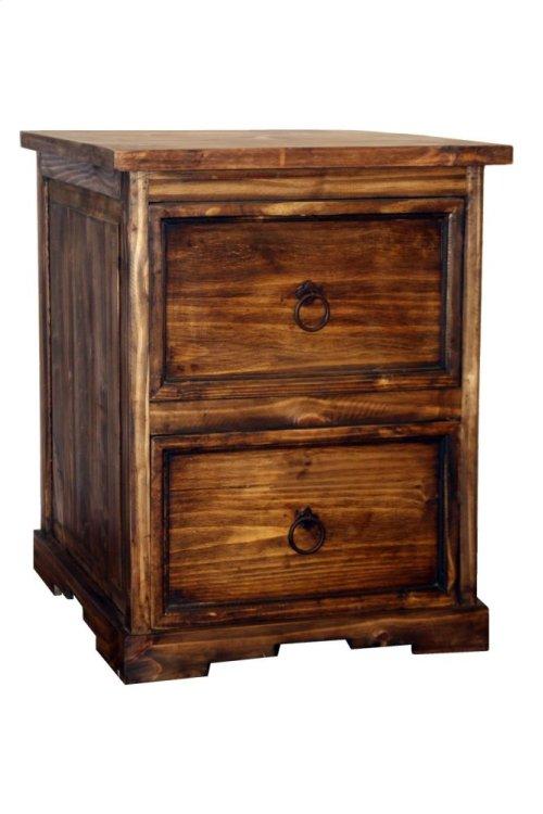 2 Drawer Medio File Cabinet