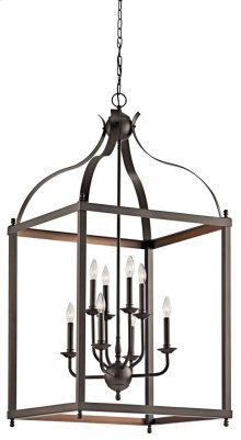 Larkin 8 Light Foyer Pendant Olde Bronze®