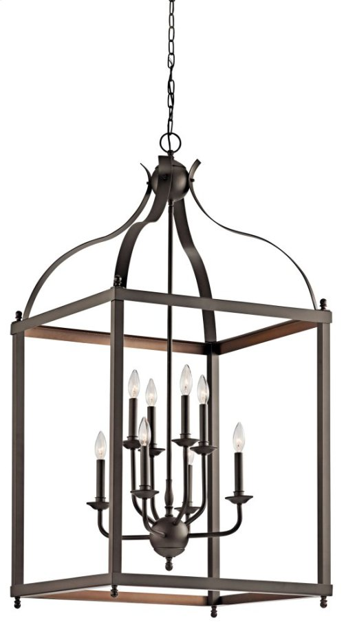 Larkin 8 Light Foyer Pendant Olde Bronze®