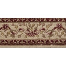 Ashton House A01b Beige Border