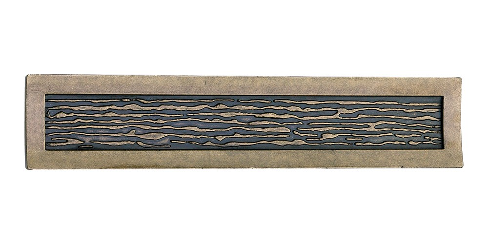 Primitive Pull 3 Inch (c-c) - Burnished Bronze