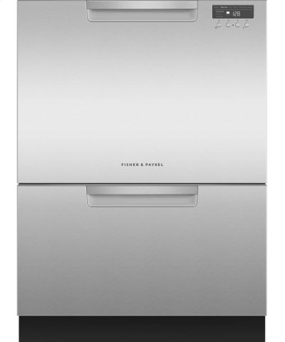 Double DishDrawer , 14 Place Settings, Water Softener (Tall) Product Image