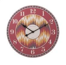 Essentials Energetic Wall Clock