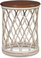 Santa Cruz Round Chairside Table Product Image