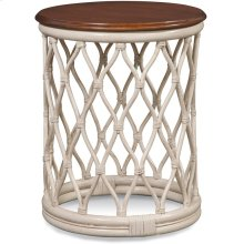 Santa Cruz Round Chairside Table