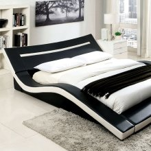 California King-Size Zelina Bed