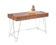Varga Desk - Brown Product Image