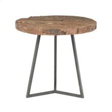 Timber Round End Table