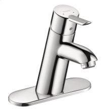 Chrome Focus S Single-Hole Faucet