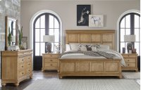 Ashby Woods Panel Bed, Queen 5/0 Product Image