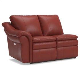 Devon Power La-Z-Time® Right-Arm Sitting Reclining Loveseat