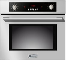 "Stainless Steel 24"" Electric 110 Volt Oven"