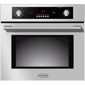 "VeronaStainless Steel 24"" Electric 110 Volt Oven"