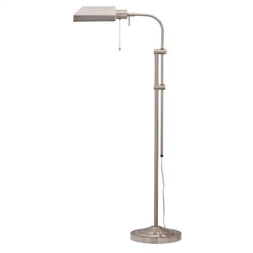 100W Pharmacy Floor Lamp W/Adjust Pole