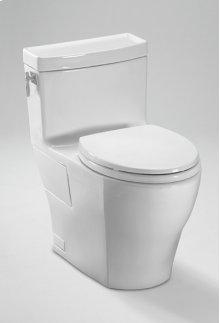 Ebony Aimes® One-Piece High-Efficiency Toilet, 1.28GPF